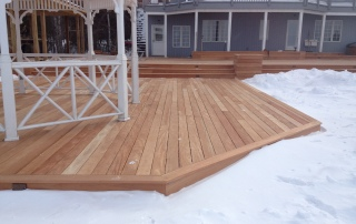 Mahogany Decking - Green world lumber