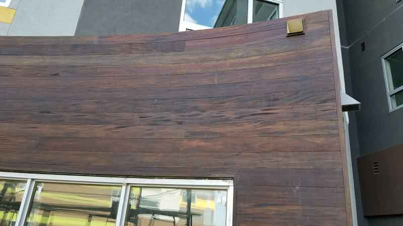 Mahogany Siding Toronto Hardwood Supplier