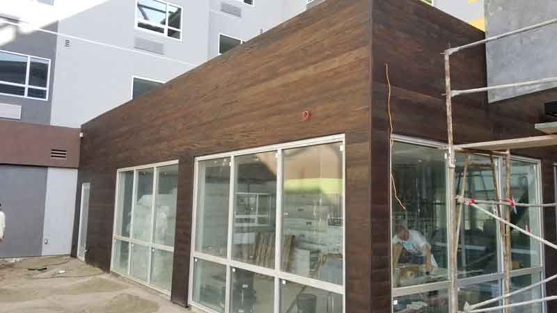Mahogany wood Siding Toronto Green World Lumber