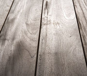 grey Mahogany decking boards